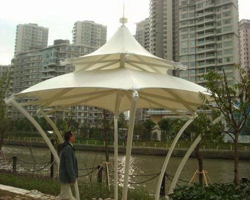 景观台结构