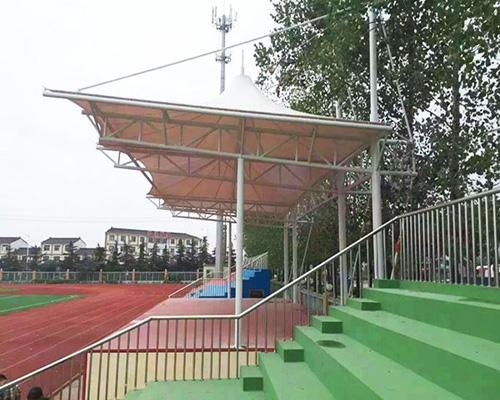 膜结构体育场管生产厂家