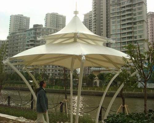 昆山景观台结构